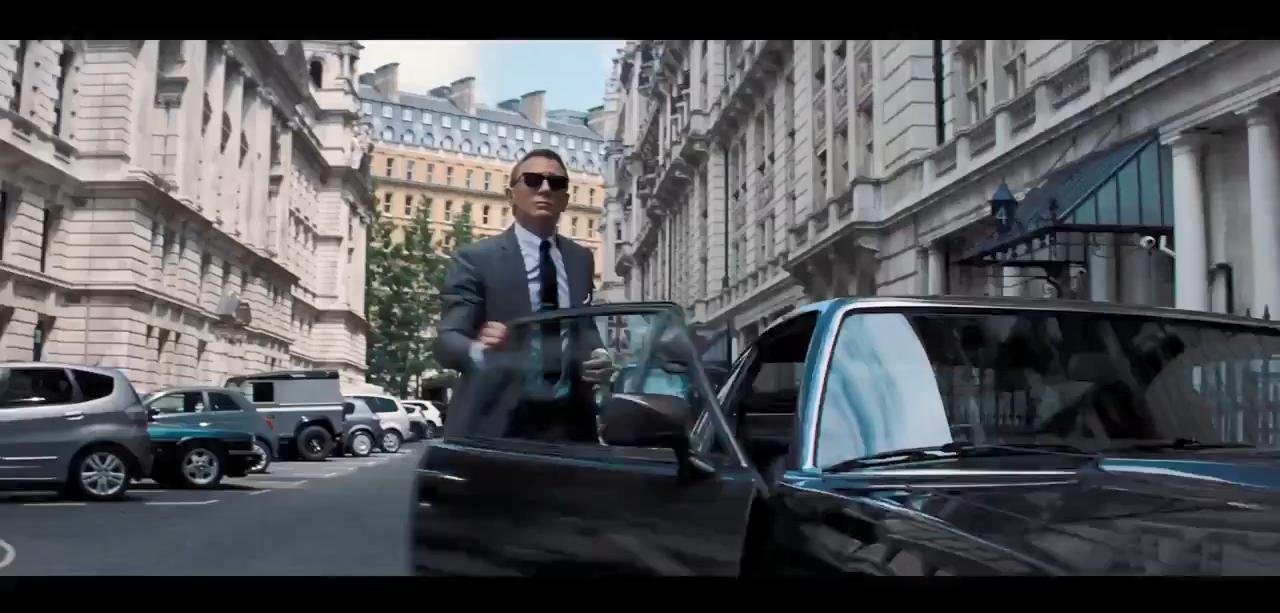 邦德归来 《007:无暇赴死》官方发布预热预告片