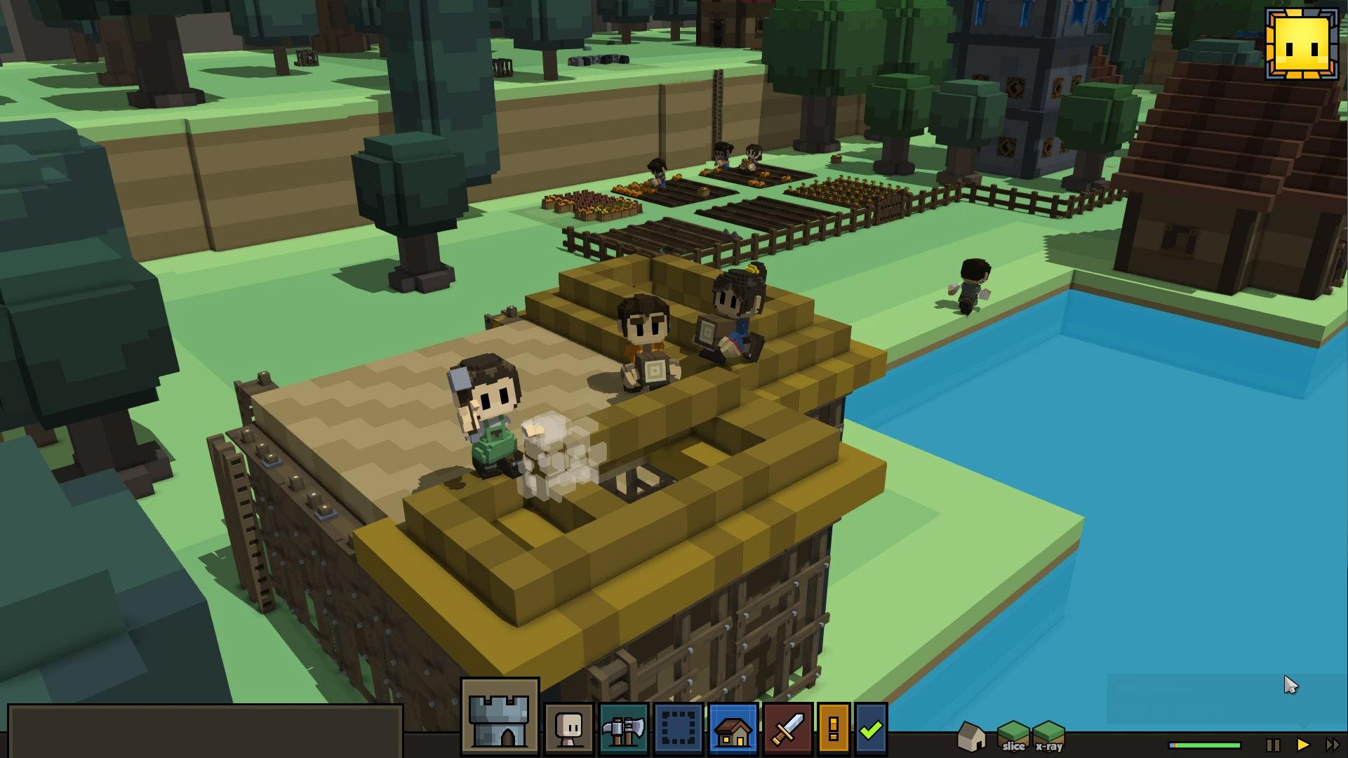 《石炉》Steam新演示公布 MC风格另有独特玩法