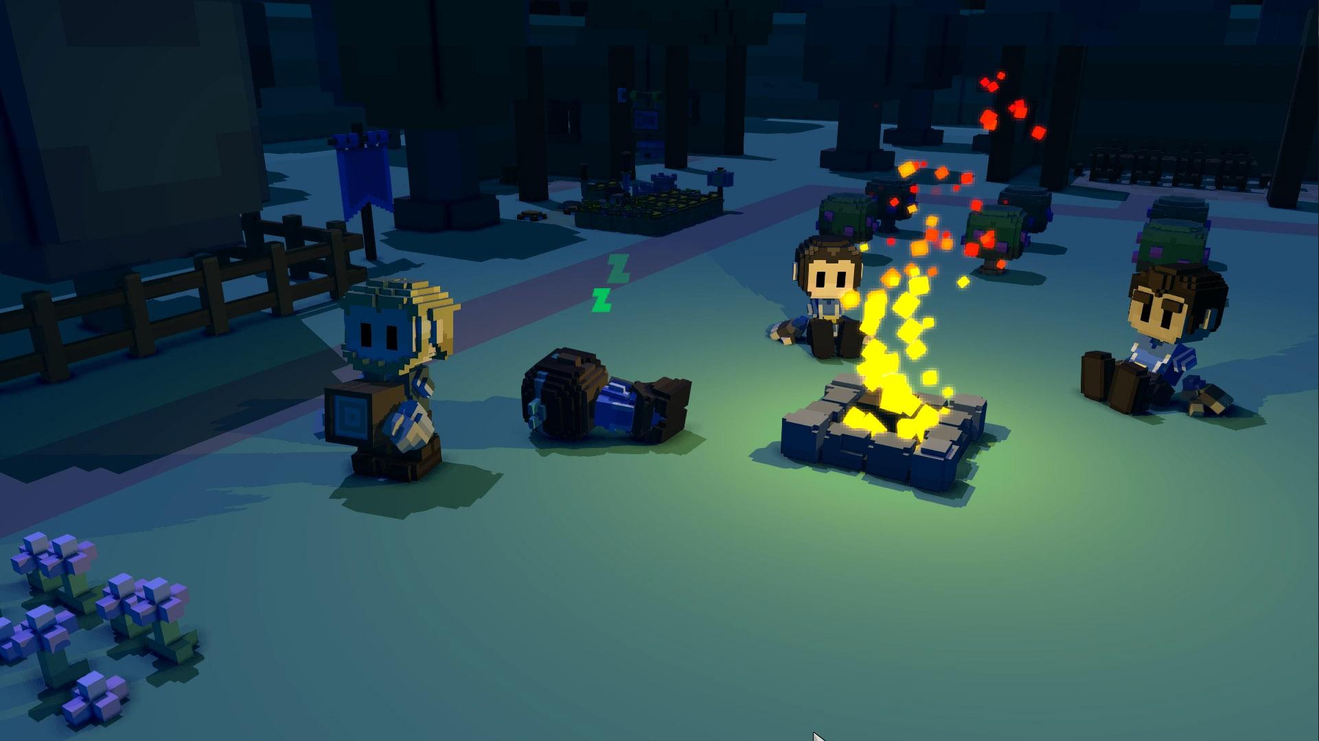 建造策略《石炉》登陆Steam 高清截图公开