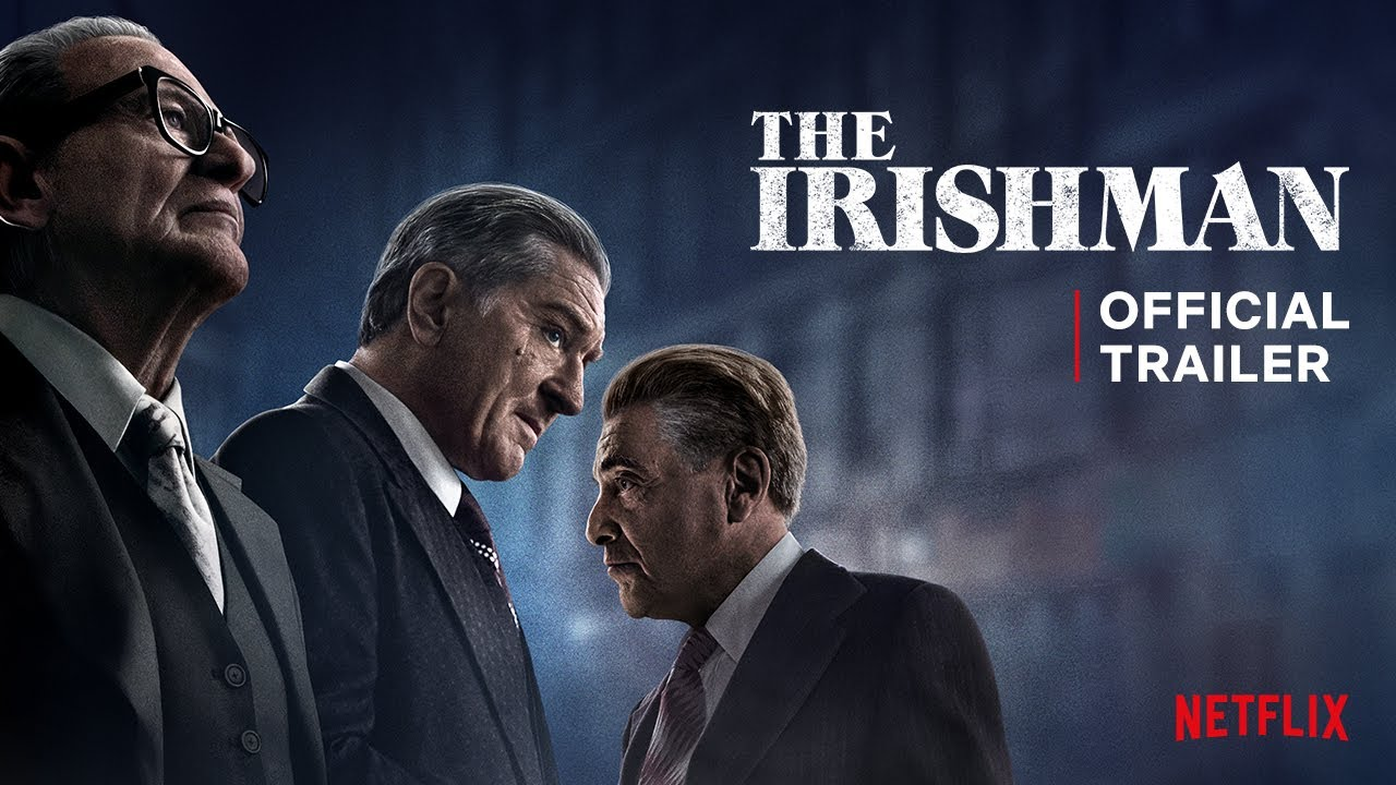 《爱尔兰人》导演:别用手机看这部电影 好歹拿个iPad