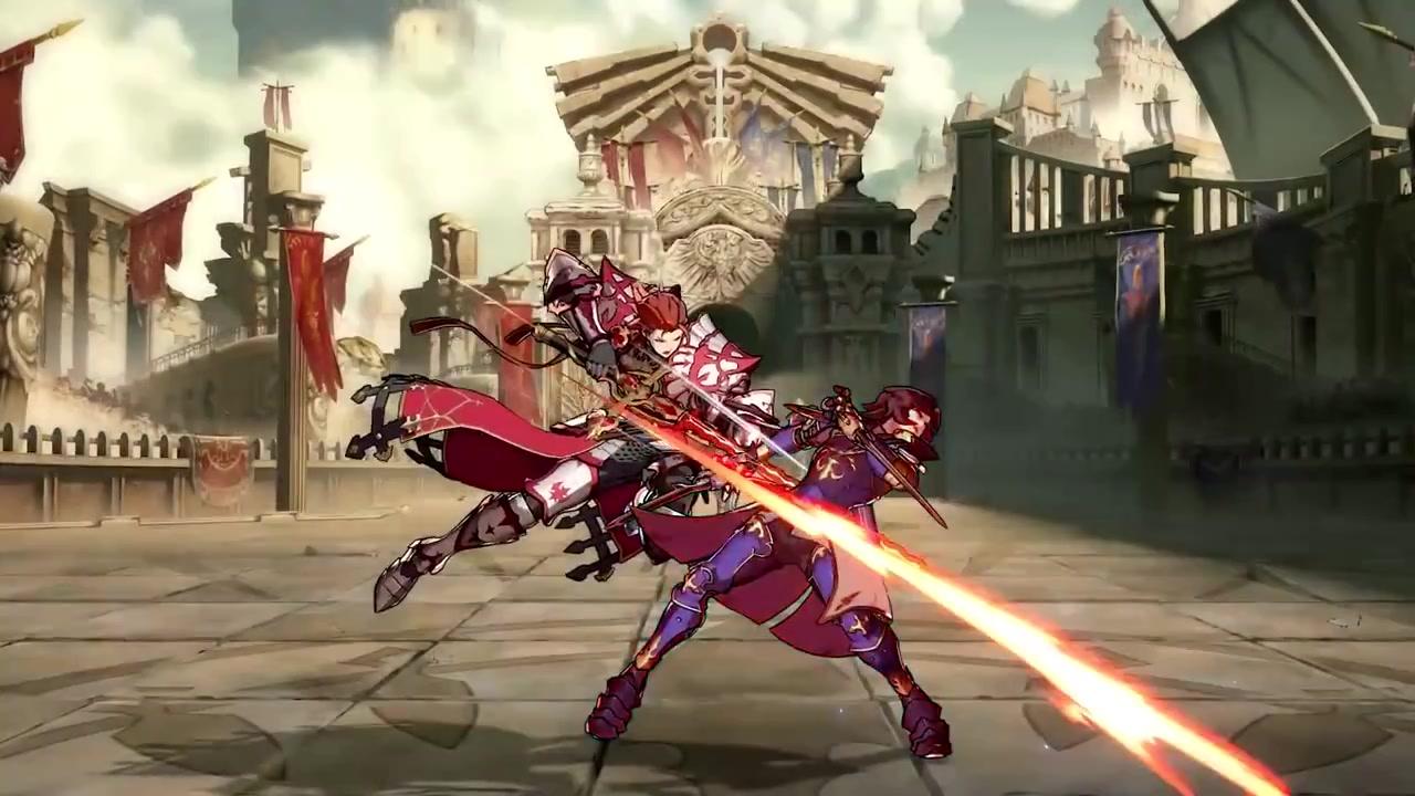 《碧蓝幻想VS》新视频展示帕西瓦尔和武器皮肤
