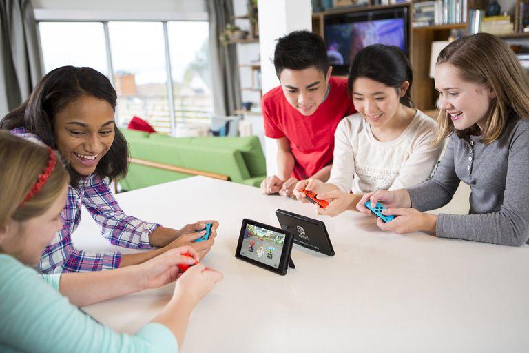 任天堂Switch成黑色星期五网购节最大赢家
