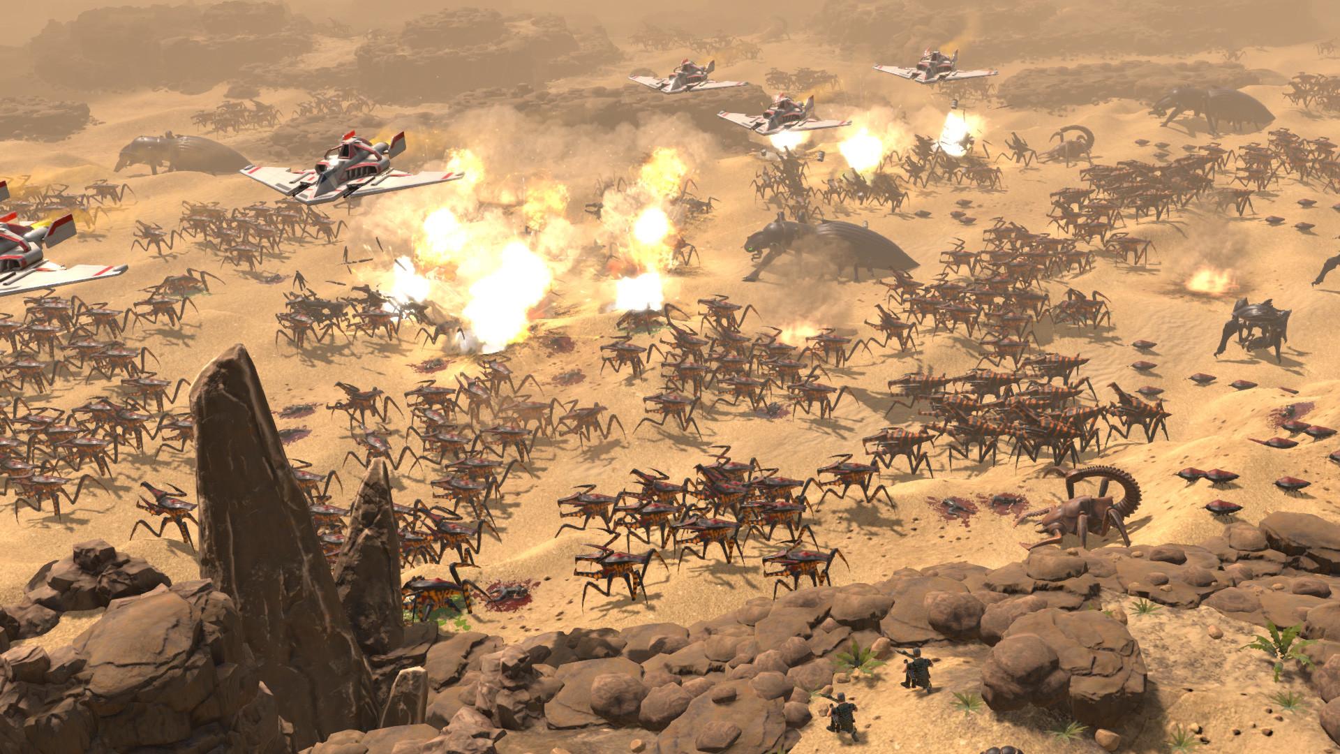 《星河舰队》RTS游戏《星河舰队:人类命令》公布 2020年登陆Steam
