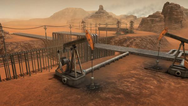 经营模拟游戏《自动化帝国》PC配置一览