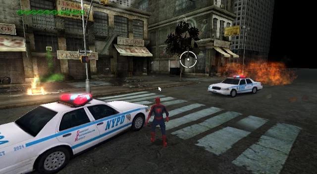 与电影一同腰斩 未公布Wii版《蜘蛛侠4》游戏原型曝光!