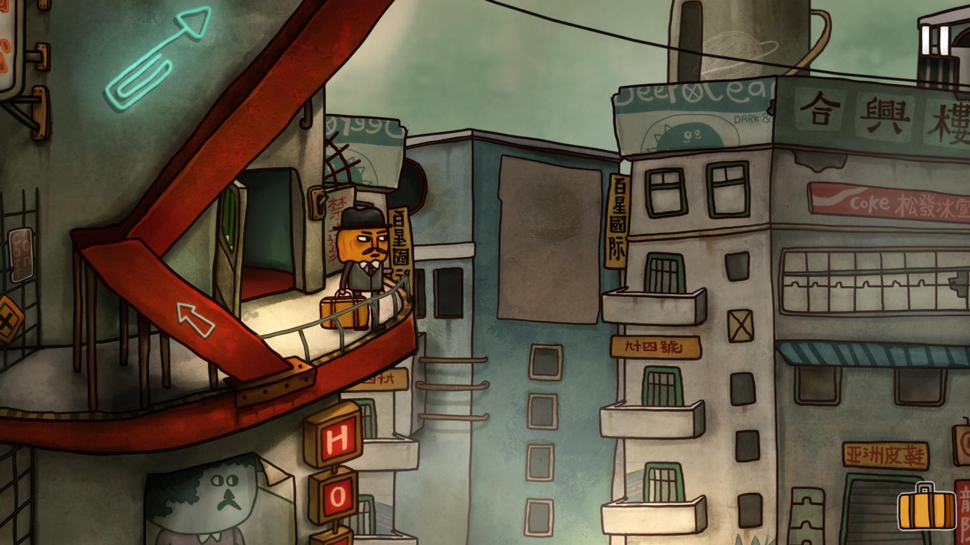 《南瓜先生2 九龙城寨》最新预告 轻松了解九龙城寨