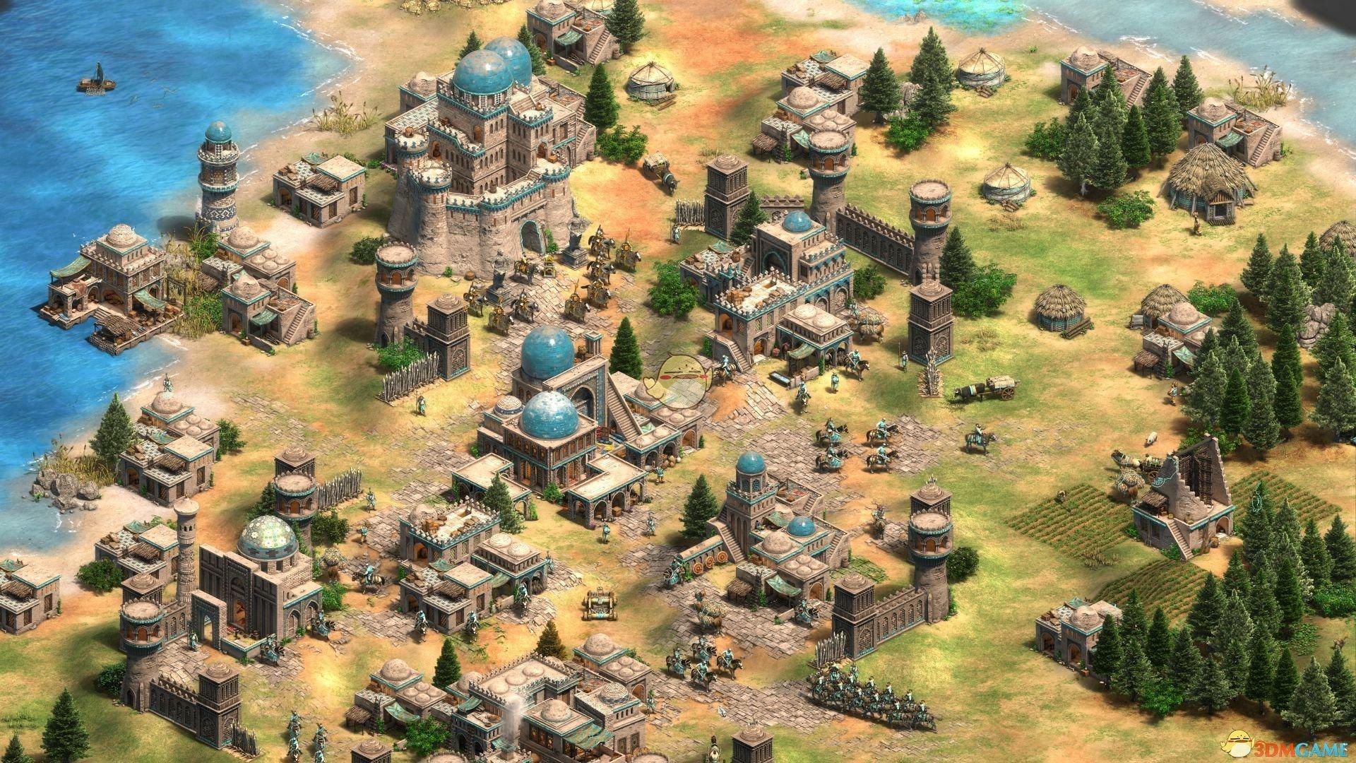 《帝国时代2:决定版》匈奴王步莱达属性介绍