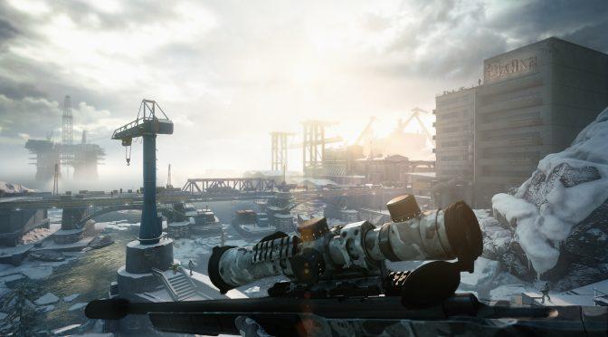 《狙击手幽灵战士契约》推出免费更新 加入新霰弹枪