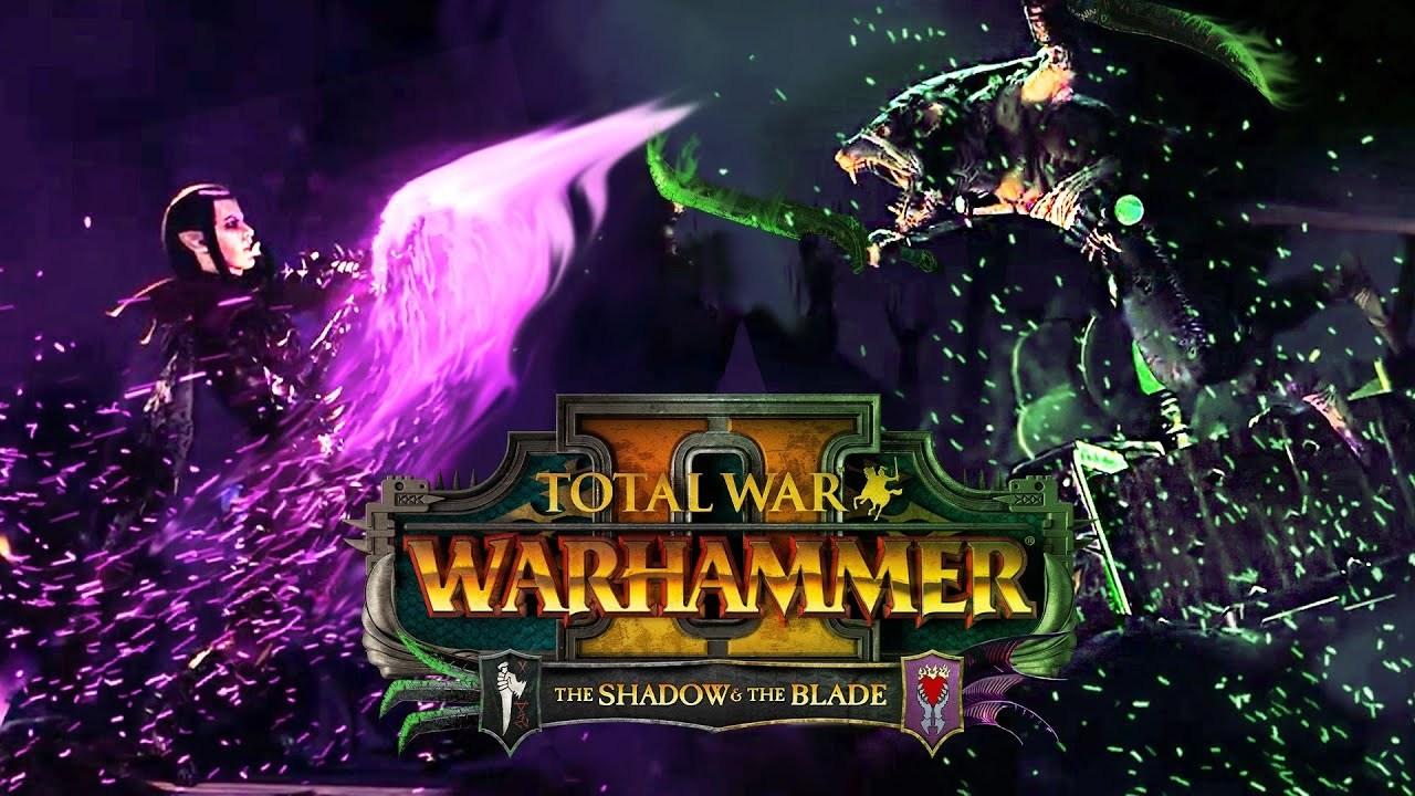 《全面战争:战锤2》新DLC影与刃 12月12日发售