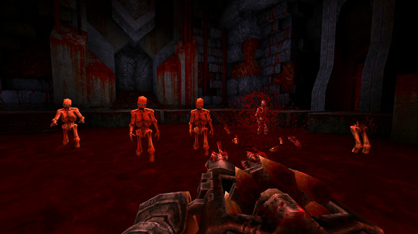第一人称3d单机游戏_硬核第一人称射击游戏《怒火:永恒遗迹》截图欣赏_3DM单机