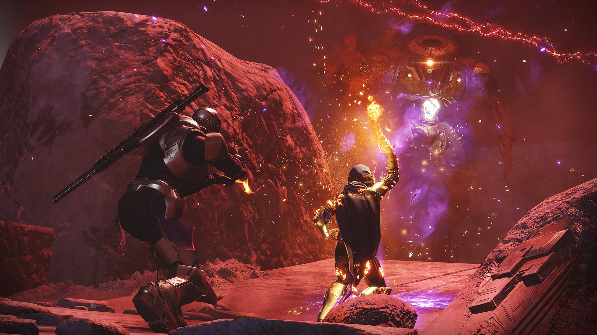 《命运2》黎明季节12月10日开启全新六人配对活动