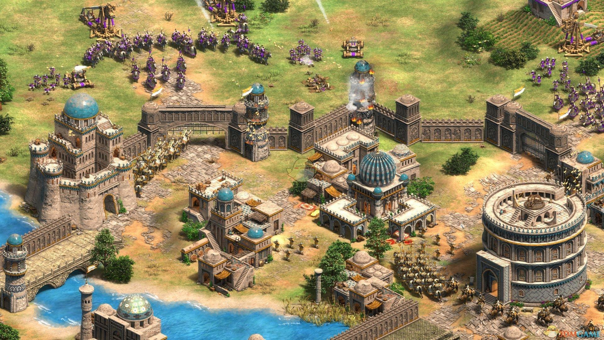 世紀 帝國 2 決定 版 評價