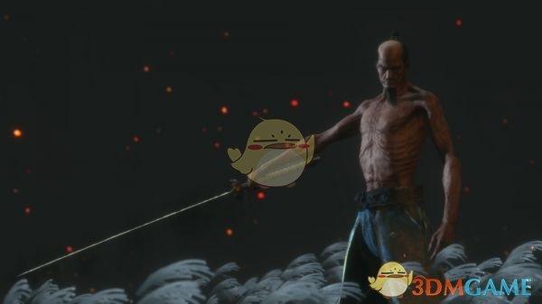《只狼》赤膊的剑圣一心MOD