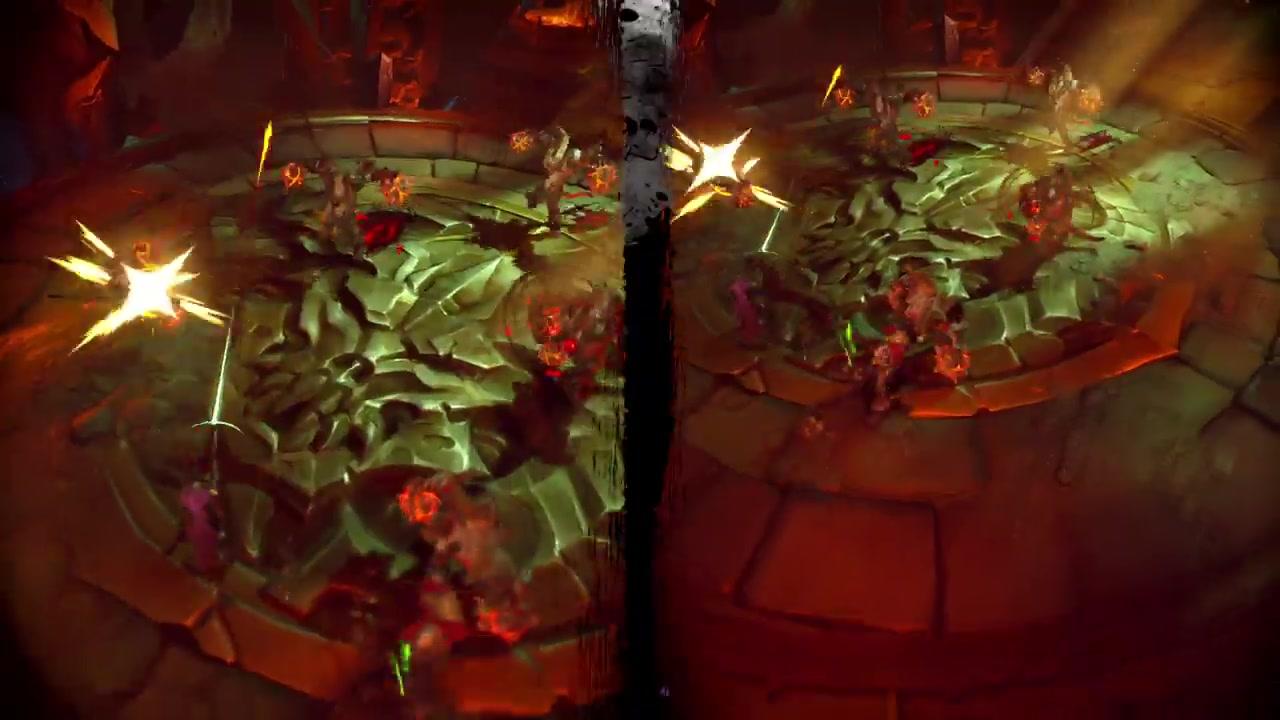 《暗黑血统:创世纪》登陆PC/Stadia 新预告片公布