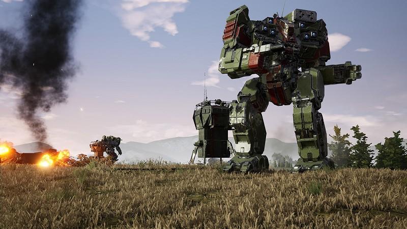 《机甲战士5:雇佣兵》发售预告 驾驭机甲激情对决
