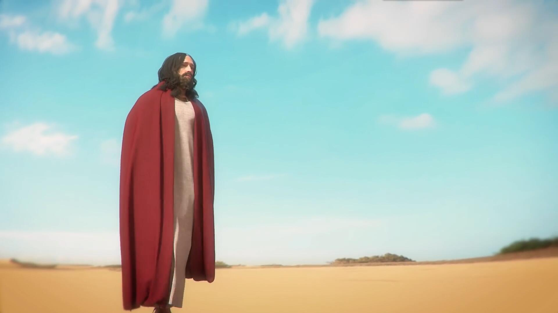 传道游戏《我是耶稣》扮演耶稣基督的一生