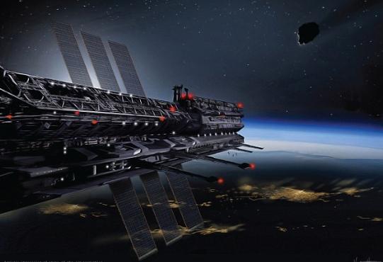 想看浩瀚宇宙手摘星辰?英媒:多家太空旅馆竞相揽客