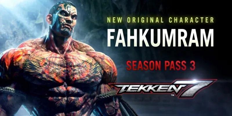 《铁拳7》公布季卡三位新角色相关预告片