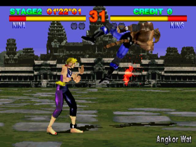 游戏历史上的今天:《铁拳》在日本发售