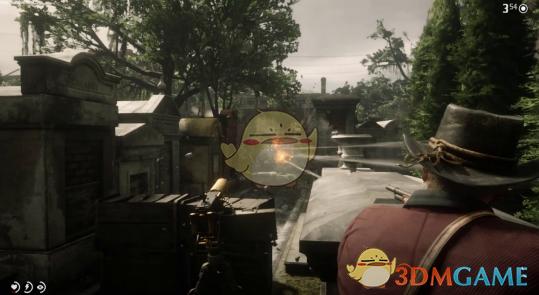 《荒野大镖客2》极限生存模式MOD