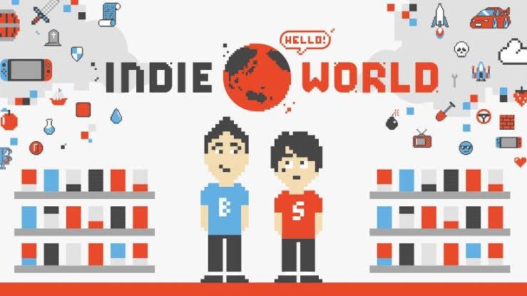 """任天堂""""Indie World""""展示会将于12月11日举行"""