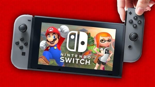 任天堂Switch主机国行开卖:2099元 天猫首销过万