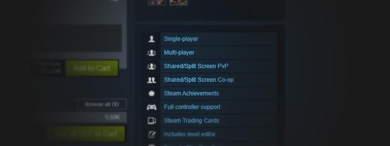 Steam回顾秋季更新内容 还提醒玩家冬季特卖将上线