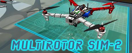 《多旋翼模拟器2》英文免安装版