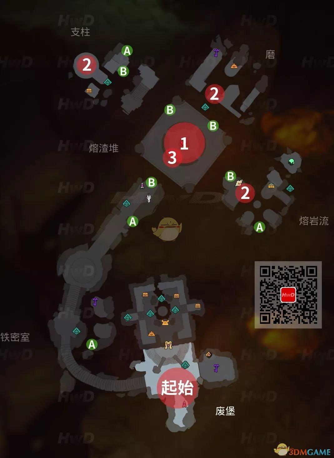 《暗黑血统:创世纪》第二章熔渣矿坑全支线任务位置攻略