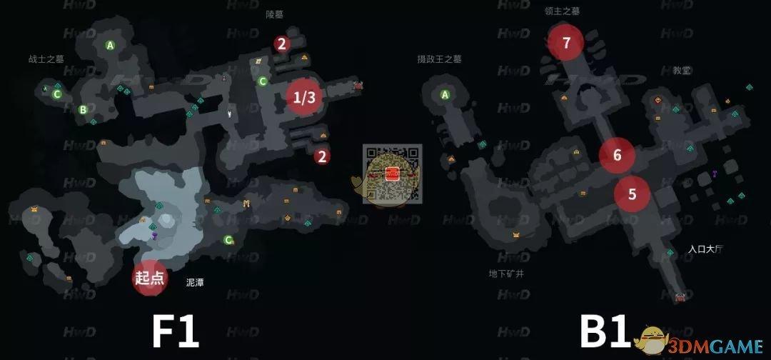 《暗黑血统:创世纪》第七章衰败全支线任务位置攻略
