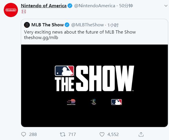 《MLB美国职棒》系列将脱离PS独占!登录Xbox与NS