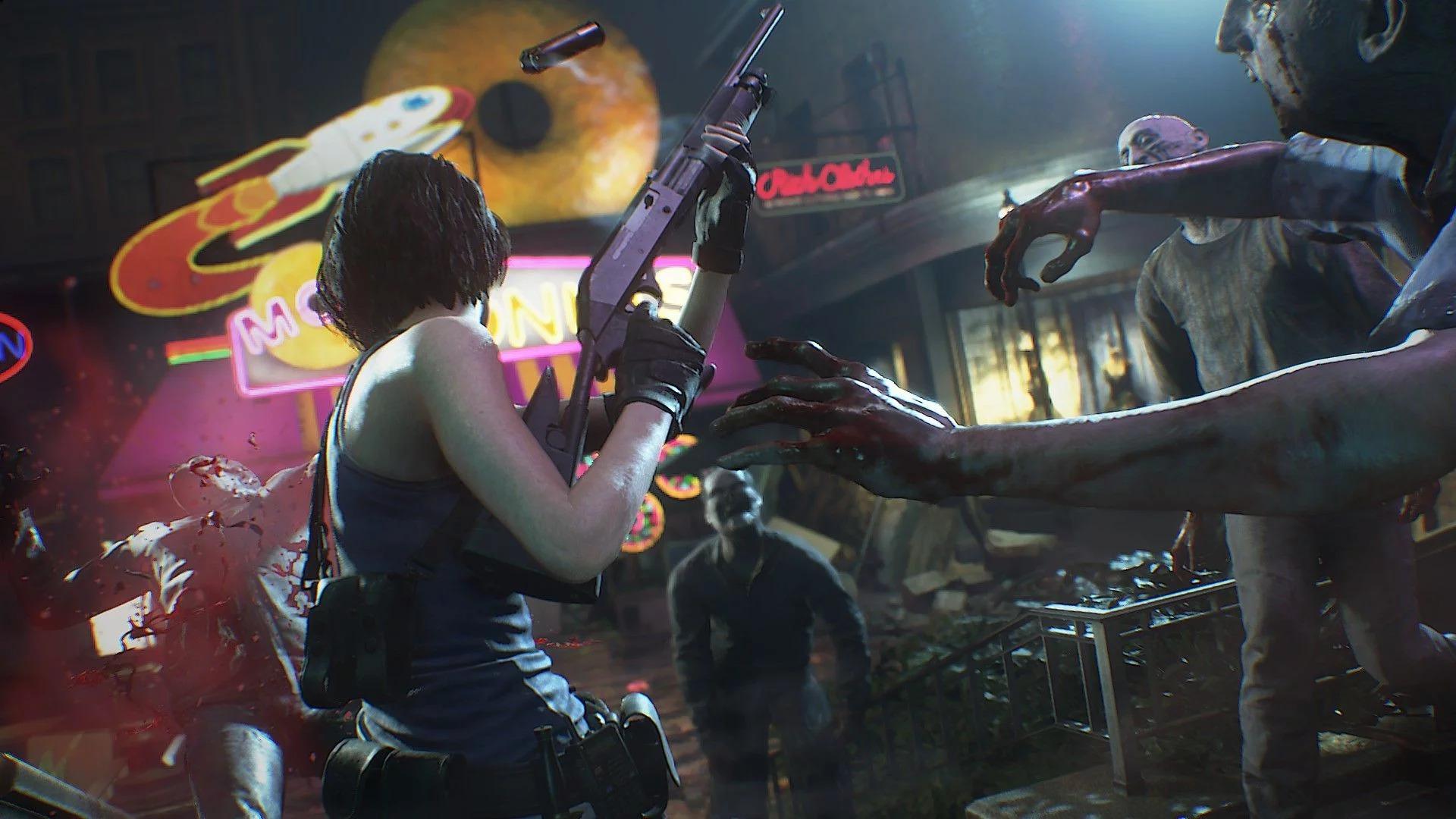 《生化危机3:重制版》新情报 游戏已经开发完成