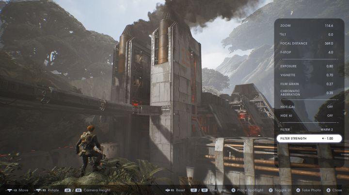 《星球大战绝地:陨落的武士团》原力拍照模式可挡下火箭炮