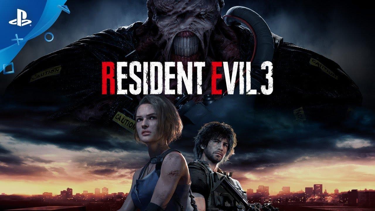 《生化危机3:重制版》官方中文 Steam正版分流