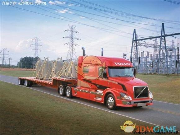 《欧洲卡车摹拟2》美国私路半挂规定分享