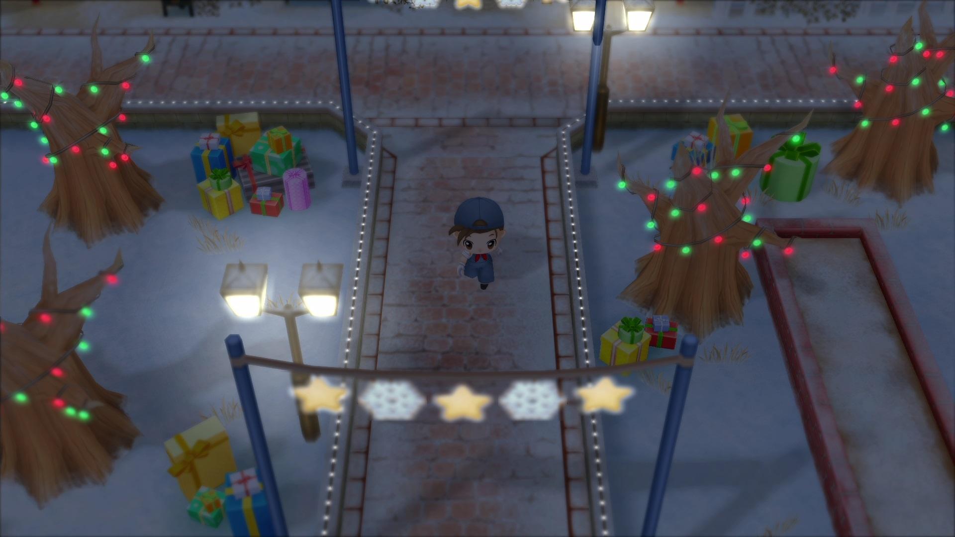 《牧场物语重聚矿石镇》免费更新:感受圣诞气氛!