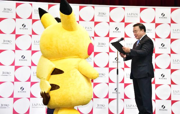 当之无愧!高达和皮卡丘当选《迪拜世博会》日本馆代言吉祥物