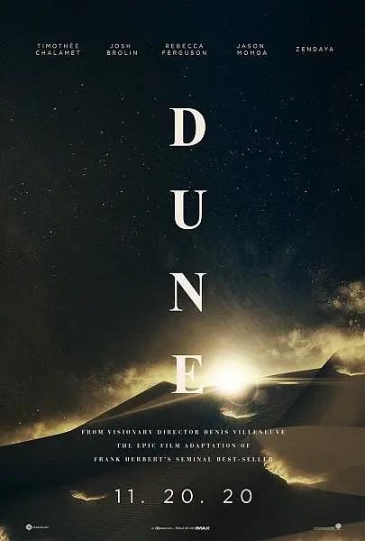 科幻巨制《沙丘》主演透露细节 忠实原作不同于老版