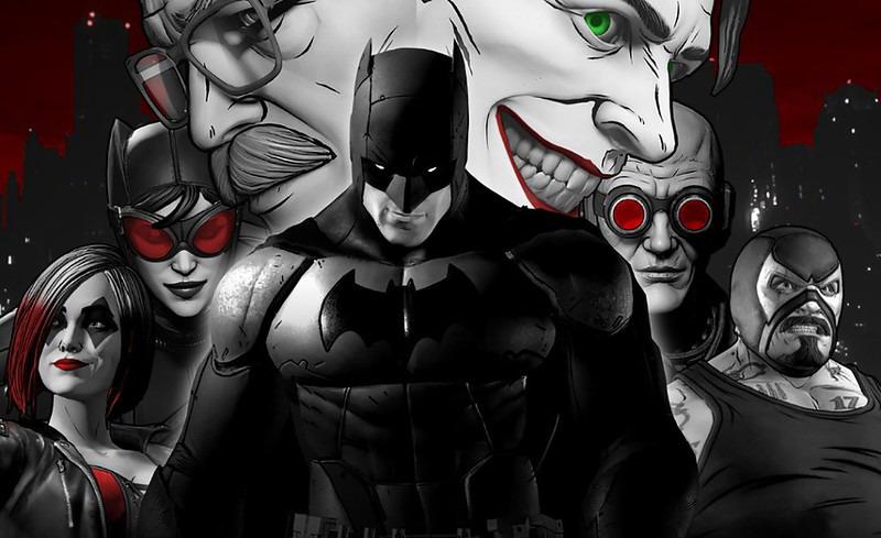 Telltale将在TGA上公布《蝙蝠侠》系列合集