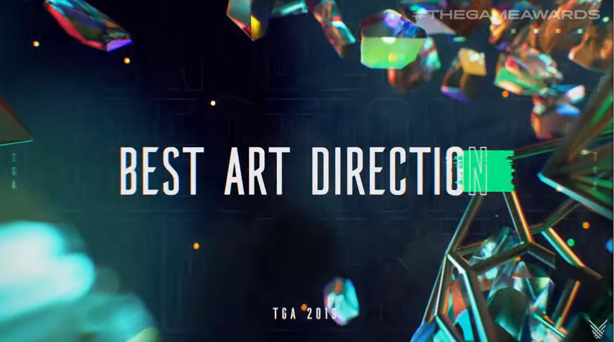 TGA 2019:年度最佳艺术指导——《控制》