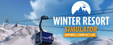 《冬季度假胜地模拟器》英文免安装版