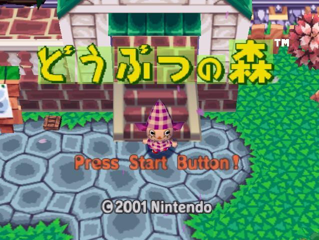 游戏历史上的今天:《动物之森》在日本发售