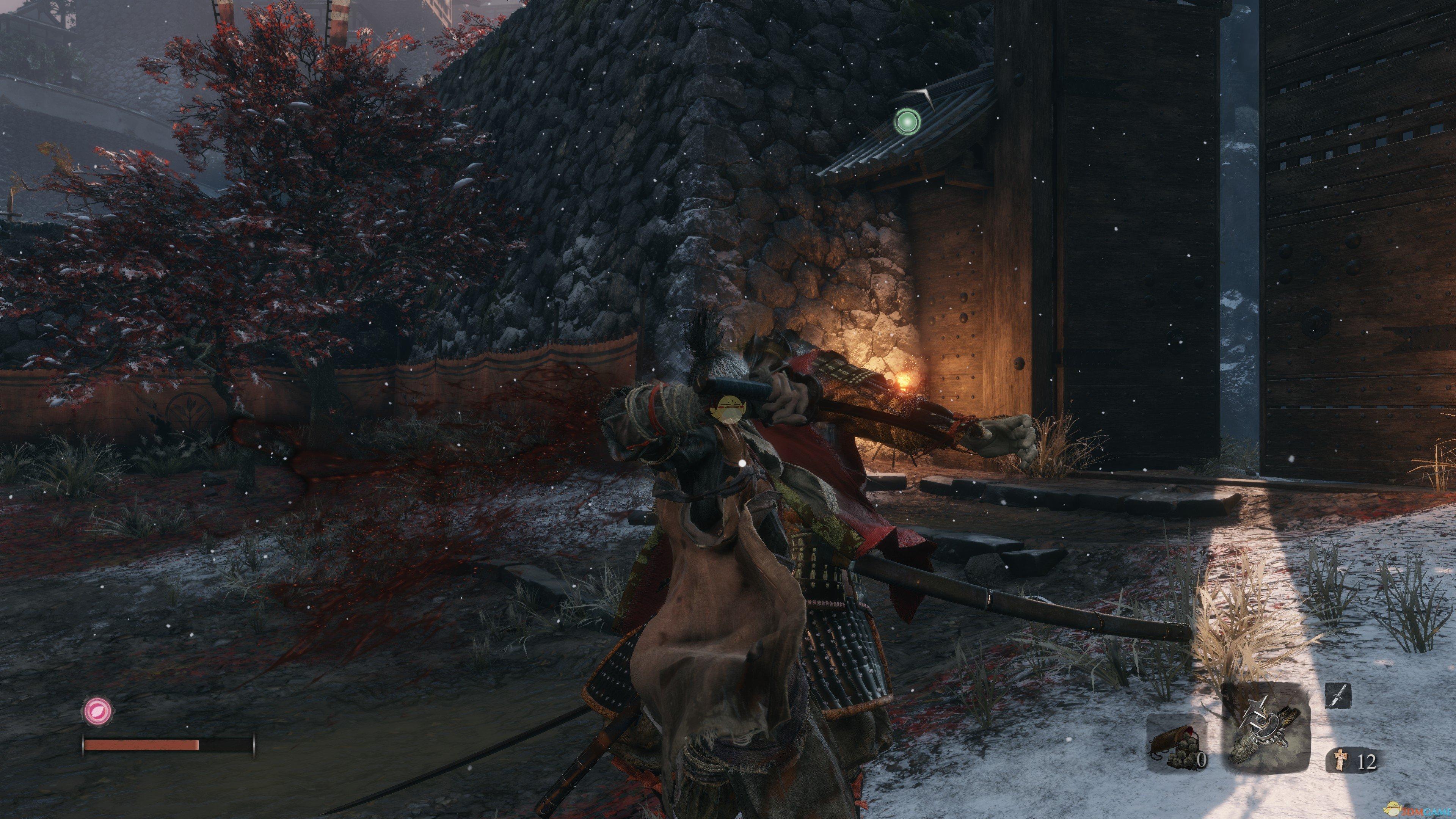 《只狼:影逝二度》山内典膳打法攻略