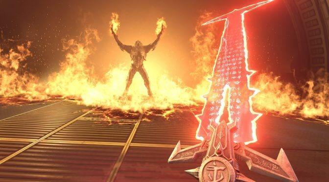 《毁灭战士:永恒》支持中心武器位置经典模式