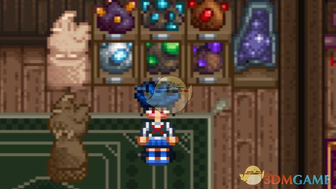 《星露谷物语》佐萨的家具包MOD