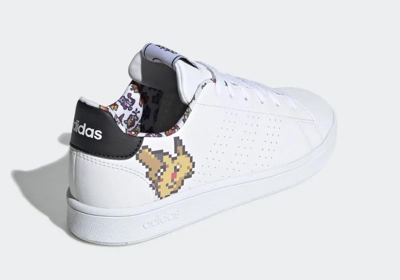 """阿迪再次推出宝可梦联名鞋款 这次是新""""像素风"""""""