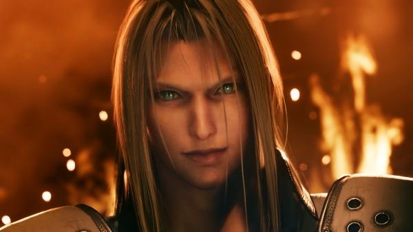 蒂法遥望星空 《最终幻想7:重制版》新截图展示