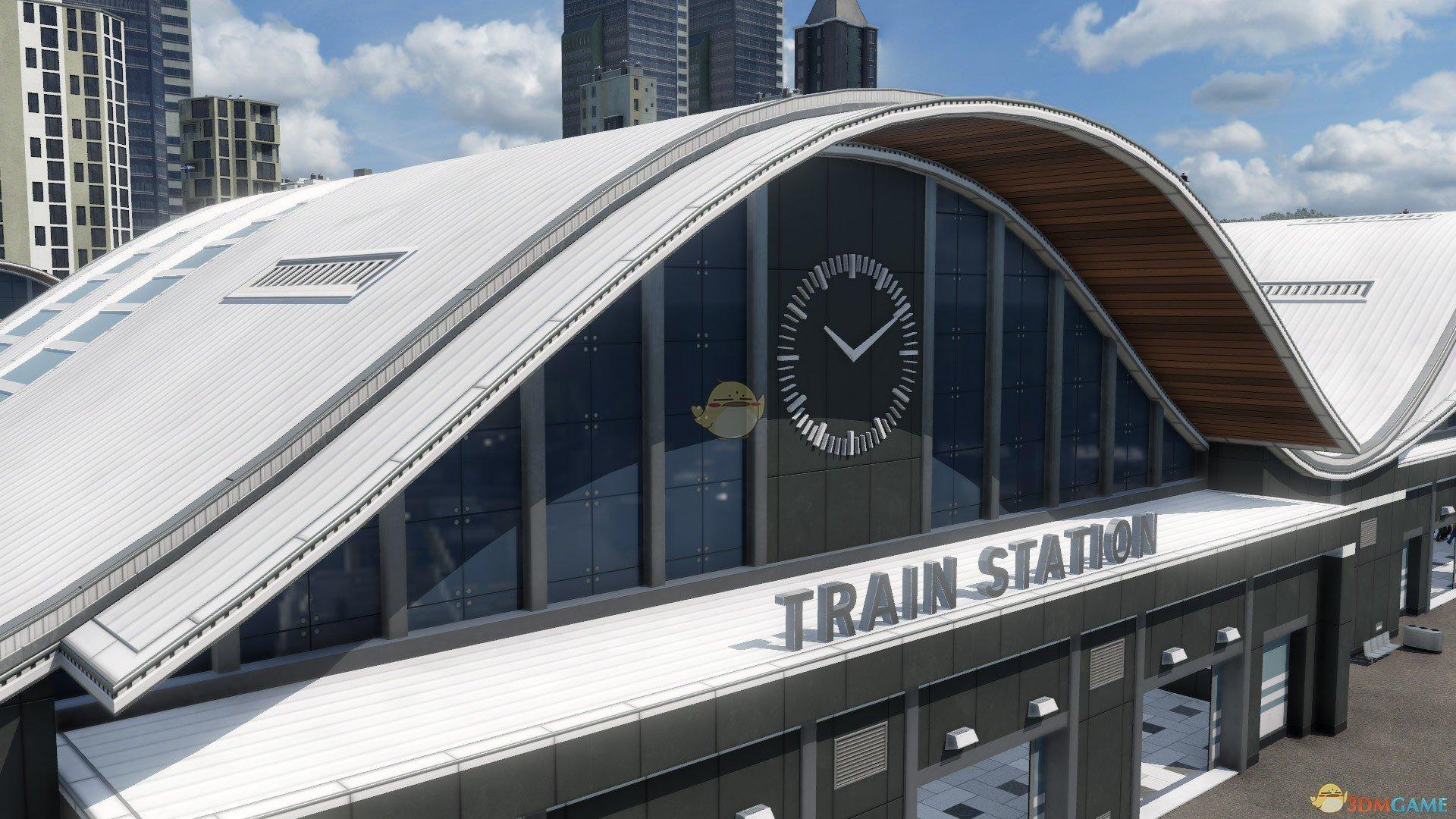 《狂热运输2》用火车运货方法介绍