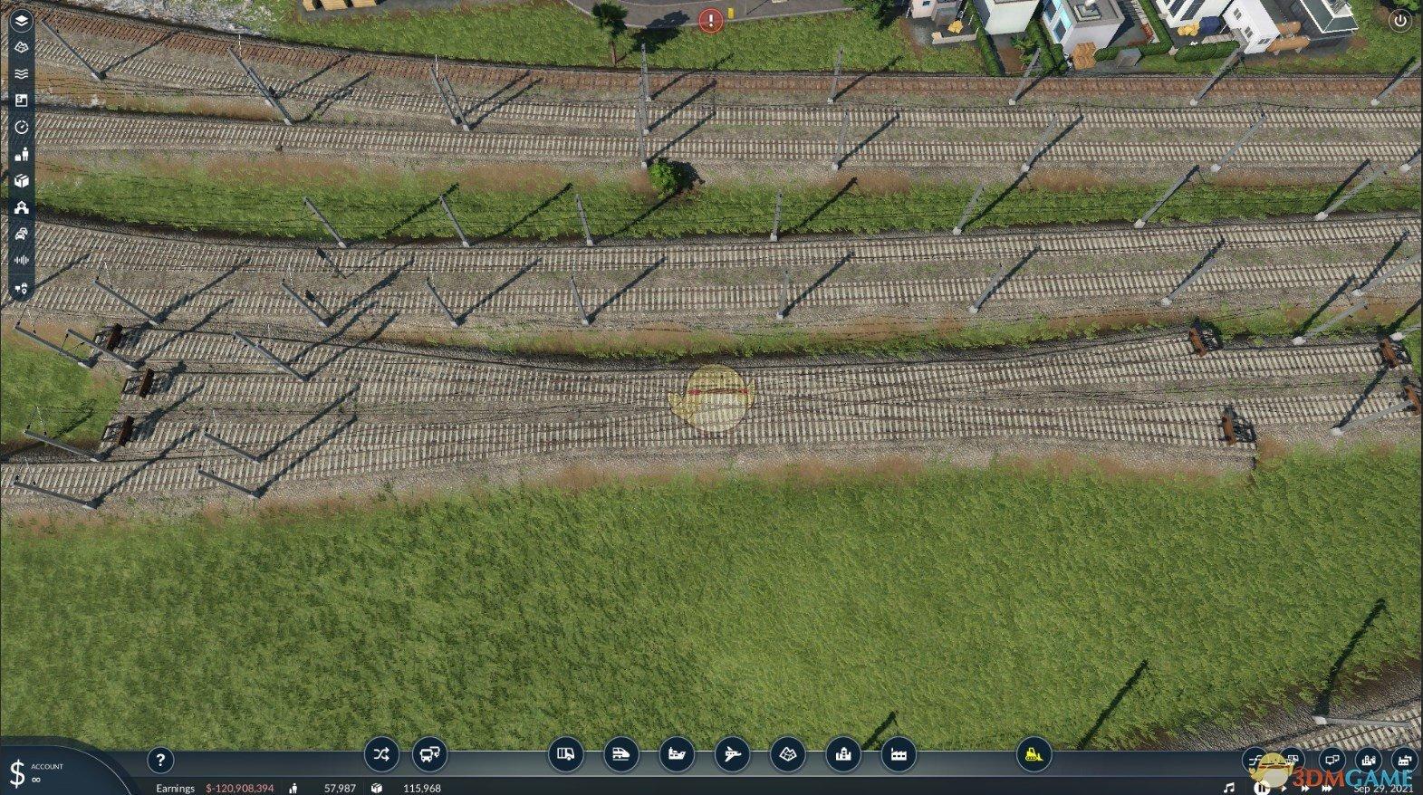 《狂热运输2》铁路轨道拆除方法分享