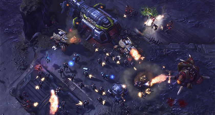 《星际争霸2》合作模式指挥官将获平衡性调整